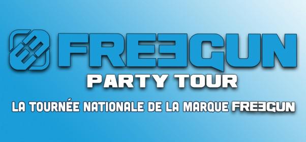 Freegun Party Tour 2017