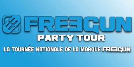 Freegun Party Tour 2018
