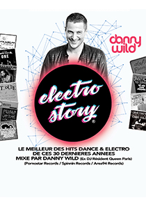 Electro Story By Danny Wild - Promoclubs