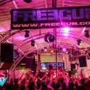 freegun party tour discotheque